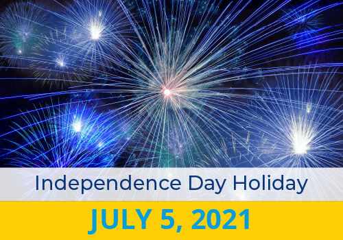 Independence Day Holiday 2021